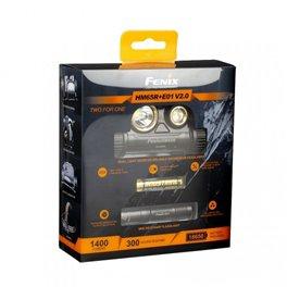 Fenix HM65R with Free Eo1 V2.0 Flashlight