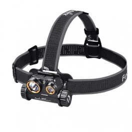 Fenix HM65R Shadowmaster White and Red Led Headlamp