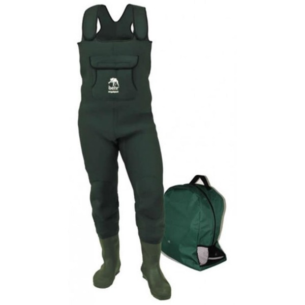 Behr neoprene chest waders waterford angling outdoor for Surf fishing waders